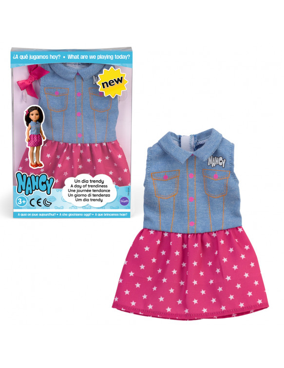 Vestido Trendy Estrellas Nancy 8410779072276 Nancy