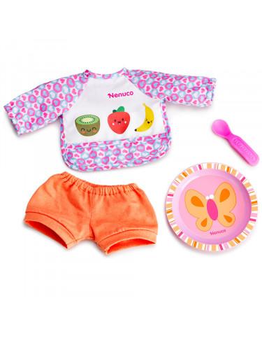 Vestido Nenuco Ropita Merienda 8410779068156 Accesorios para