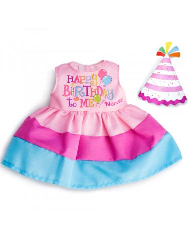 Vestido Nenuco Cumpleaños 8410779068170 Nenuco