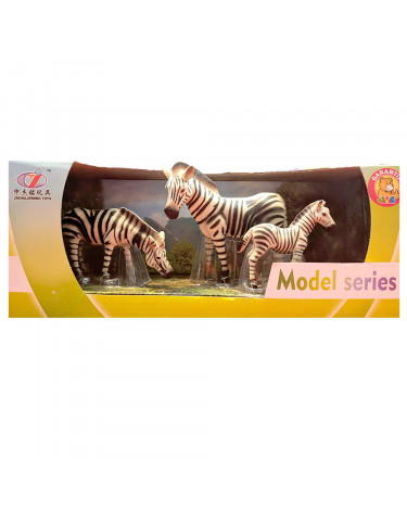 Cebras 3 Figuras 5022849736303