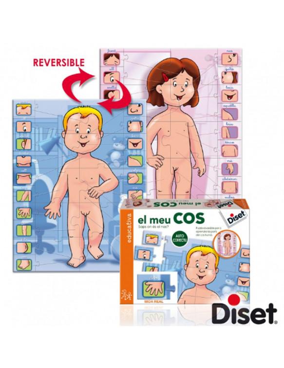 El Meu Cos Diset Català 8410446636626 Juegos educativos