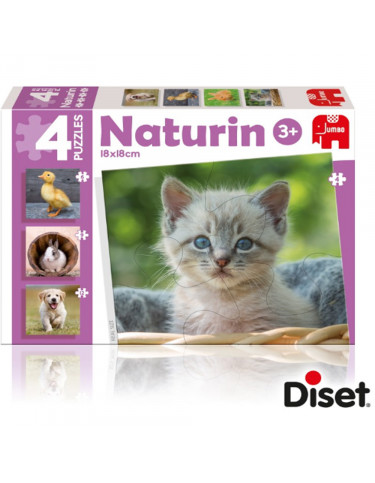Puzzle Naturin 8410446699782 CATEGORÍAS