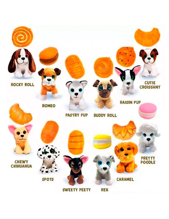 Sweet Pups 8426842075204 Peluches y mascotas
