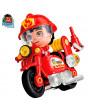 Pinypon Action Moto de Bombero 8410779064004 Pinypon
