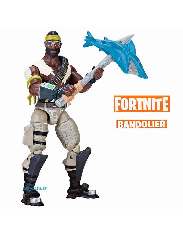 Fortnite Bandolier 191726006176 Figuras de acción