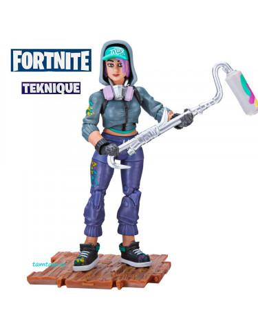 Fortnite Teknique 191726006190 Figuras de acción