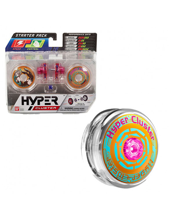 Hyper Cluster Starter Pack 3296580423606 Juegos al aire libre
