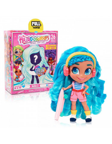 Hairdprables S2 Muñecas 8056379076476 Otras muñecas