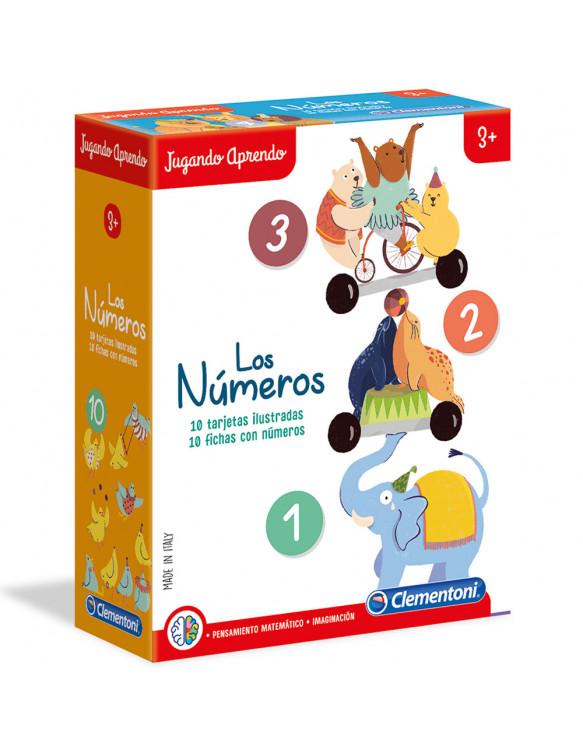 Aprendo los Números 8005125553037 Juegos educativos