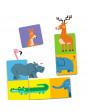 Dominó de Animales 8005125553143 Juegos educativos
