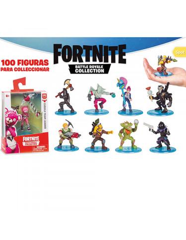 Fortnite Figuras Individuales 8056379075837 Figuras de acción