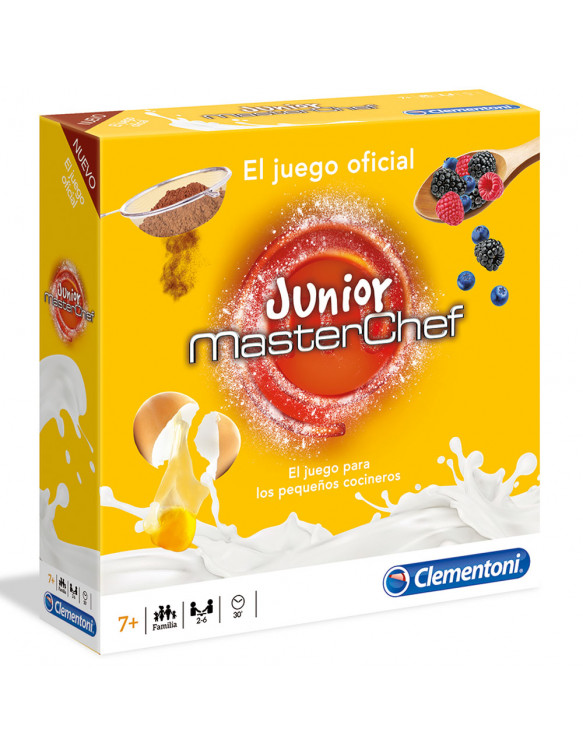Masterchef Junior 8005125552450 Juegos de estrategia