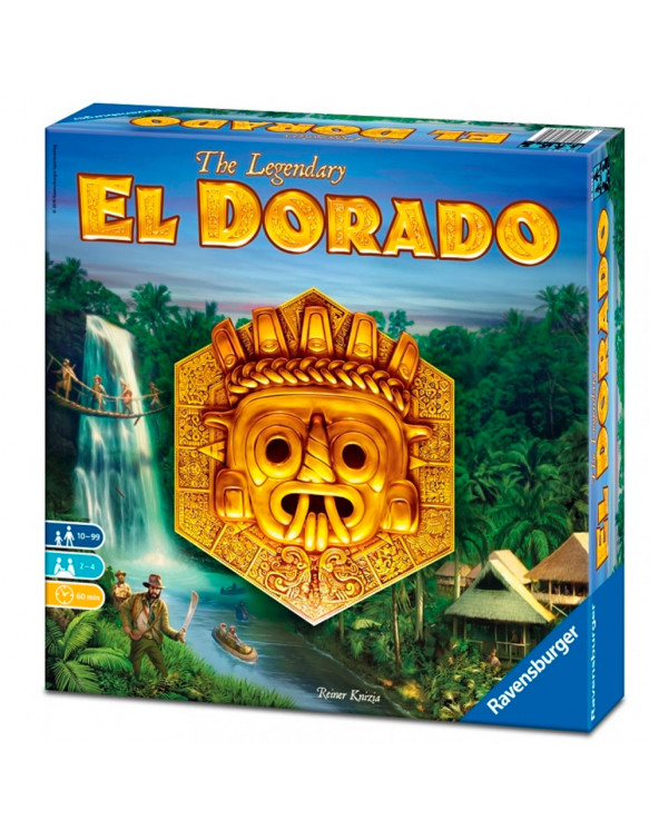 El Dorado 4005556260324 Juegos de estrategia