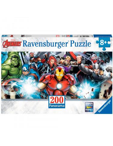 AVENGERS XXL PANORAMA Puzzle 200 4005556127375 CATEGORÍAS