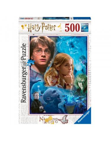 HARRY POTTER Puzzle 300pz 4005556148219 Menos de 500 piezas