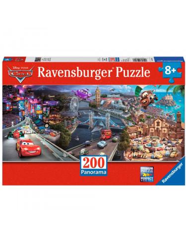 CARS PUZZLE 200 pz 4005556126453 Menos de 500 piezas