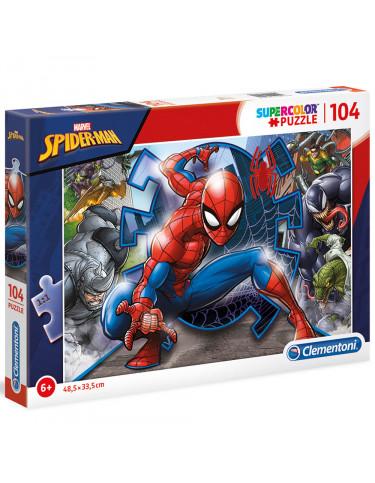 SPIDER-MAN Puzzle 104pz 8005125271160 Menos de 100 piezas