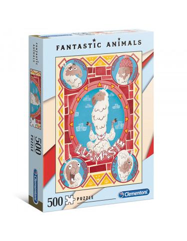 LLAMA Puzzle 500pz 8005125350698 Menos de 500 piezas
