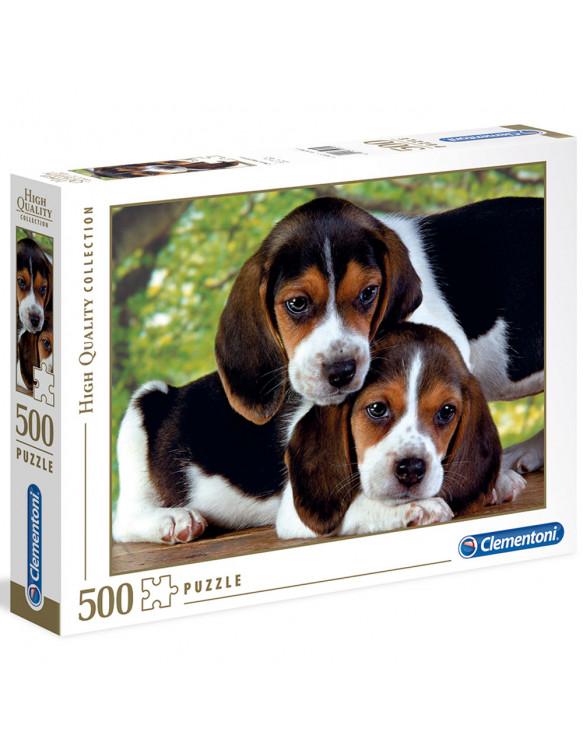 JUNTOS Puzzle 500pz 8005125302895 Menos de 500 piezas