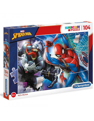 SPIDER-MAN Puzzle 104pz