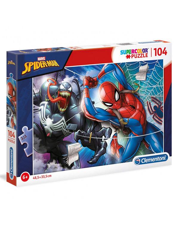 SPIDER-MAN Puzzle 104pz 8005125271177 Menos de 100 piezas