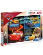 CARS Puzzle 3x48pz 8005125252350 Menos de 50 piezas
