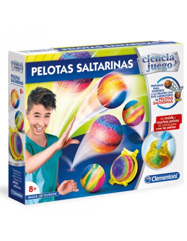 PELOTAS SALTARINAS 8005125552863 Experimentos