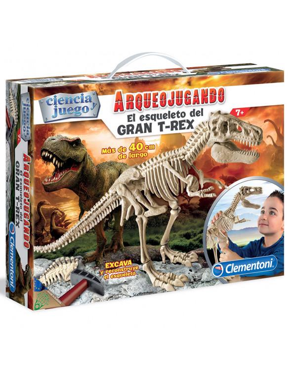 ARQUEOJUGANDO T-REX GIGANTE 8005125551095 Experimentos