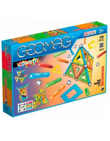 GEOMAC CONFETTI 68 871772003557 Geomag