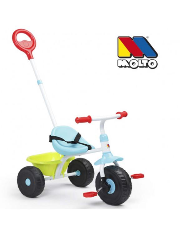 TRICICLO URBAN TRIKE BABY AZUL 8410963192018 Triciclos
