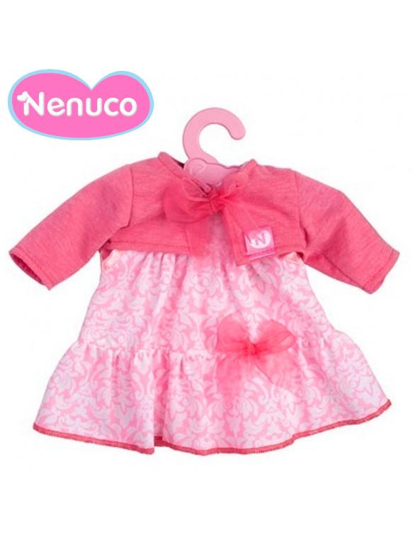 Nenuco Vestido Rosa con Lazo 35cm 8410779021557 Accesorios para