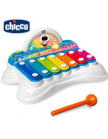 Xillófon Flashy Chicco 8058664114481 Música