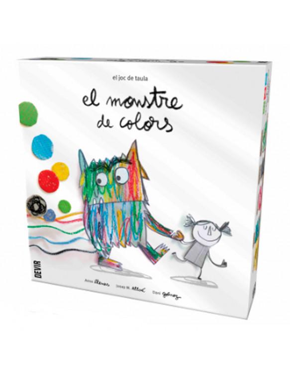 El Monstre de colors Català 8436017227369 Juegos de mesa