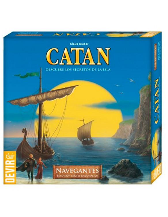 Catan Navegantes 8436017220056 Juegos de mesa