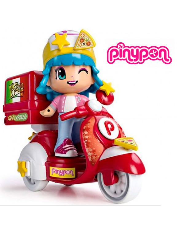 PINYPON MOTO DE PIZZERIA 8410779065810 Muñecas