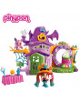 PINYPON CASA ENCANTADA DE LAS BRUJITAS 8410779063069 Muñecos y