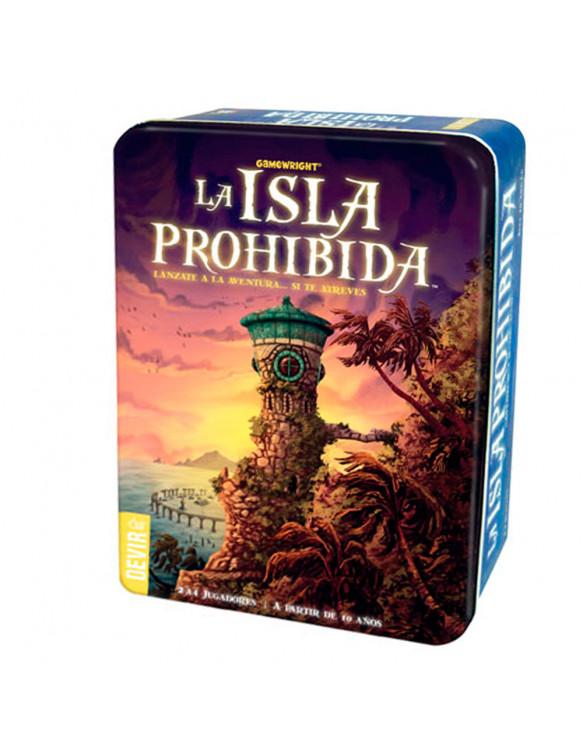 La Isla Prohibida 8436017220285