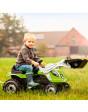 TRACTOR FARMER MAX CON REMOLQUE 3032167101099 Aire libre