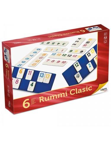 Rummi 6 jugadores Grande 8422878707447