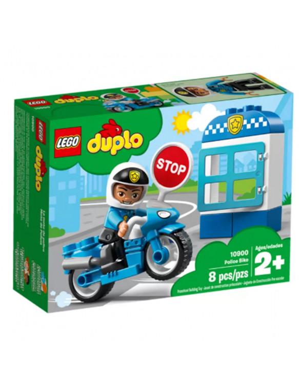 LEGO 10900 MOTO DE POLICÍA 5702016367645 Lego