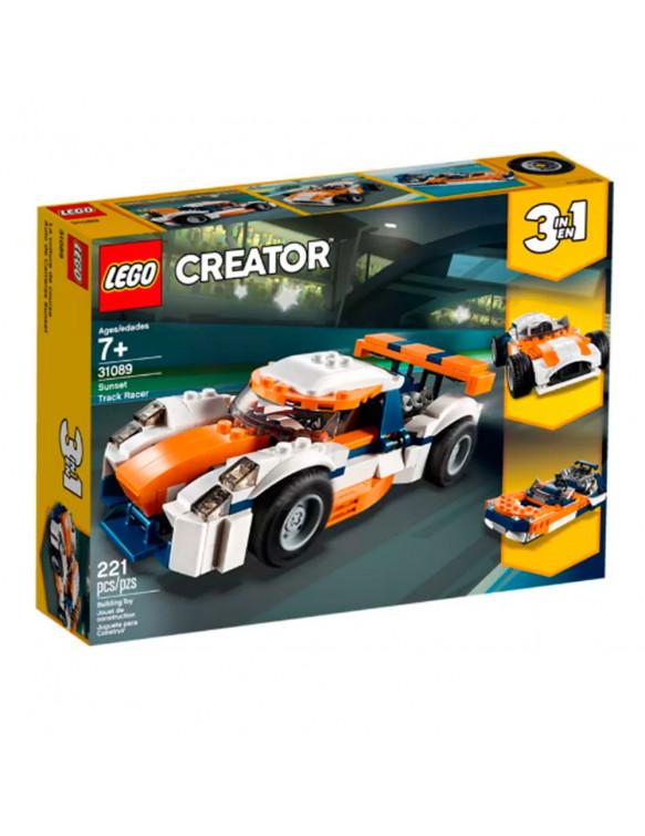 LEGO 31089 DEPORTIVO DE COMPETICIÓN SUNSET 5702016367843 Lego