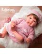 CAROLINA REBORN ARIAS CON PELO 8427614980382 Reborn