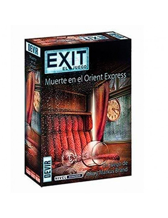 Exit 8 Muerte en el Orient Express 8436017227130 Juegos de