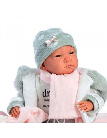 Reborn Bebé Conjunto Gris 8426265180073 Bebés