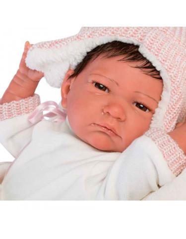 Reborn Bebé con Pelo 8426265180059 Bebés