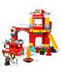 LEGO 10903 PARQUE DE BOMBEROS 5702016367676 Construcción