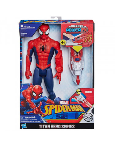 Spiderman Titan Fx Power