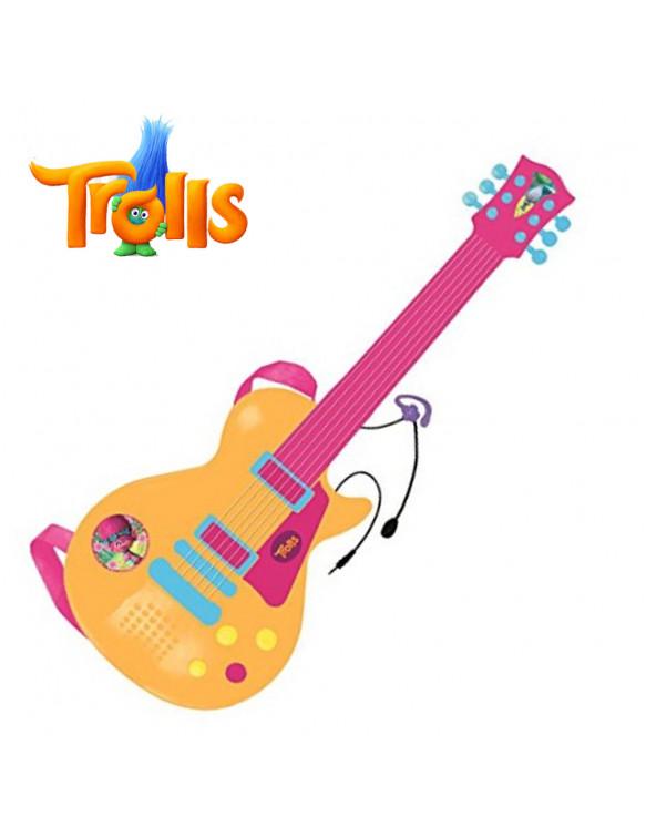 Guitarra Trolls Reig 8411865038787 Guitarras