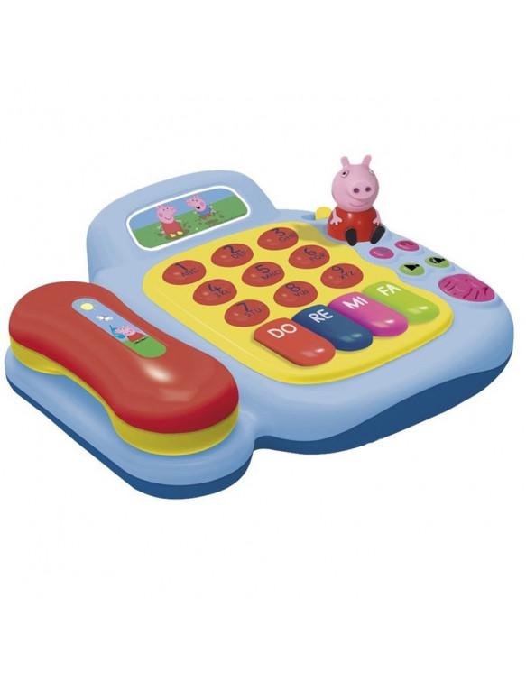 Peppa Pig Activy Teléfono Y Piano 8411865023318 Música