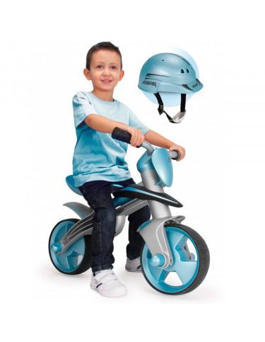 Bici Jumper Azul Bike con Casco 8410964005003 Bicicletas sin